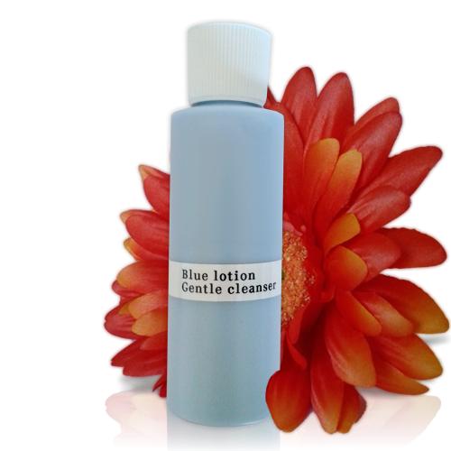 Blue Lotion Gentle Cleanser - Custom Blending | Facial Spa De Larissa - Age in Reverse