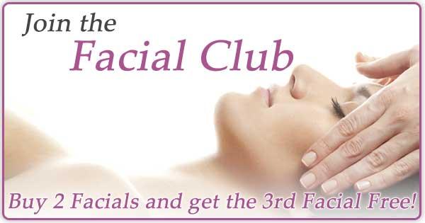 Join the Facial Club! | Spa De Larissa