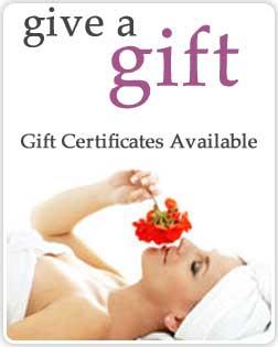 Give A Gift | Spa De Larissa - Age In Reverse
