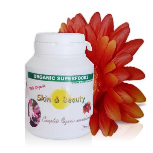 Skin & Beauty. Organic Supplement - Daniel Tibel | Facial Spa De Larissa - Age in Reverse