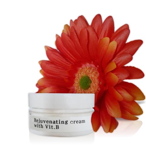Rejuvenating Cream With Vitamin B - Custom Blending | Facial Spa De Larissa - Age in Reverse