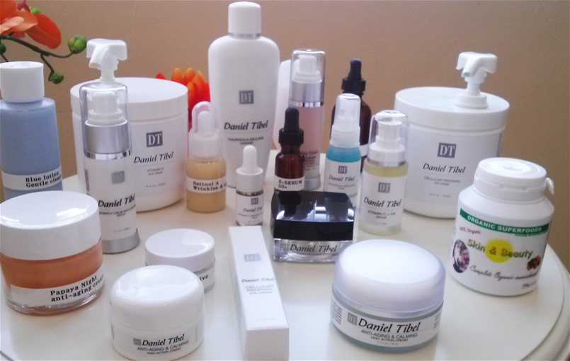 Skin Care Products | Facial Spa De Larissa
