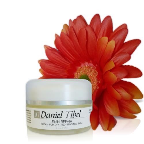 Skin Repair Cream. For Dry And Sensitive Skin - Daniel Tibel | Facial Spa De Larissa - Age in Reverse